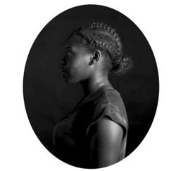 """Self Portrait-The Politics of hair"" by Skylar Graham '20"